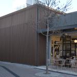 Fachadas em madeira híbrida